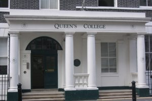 Queens College London Building